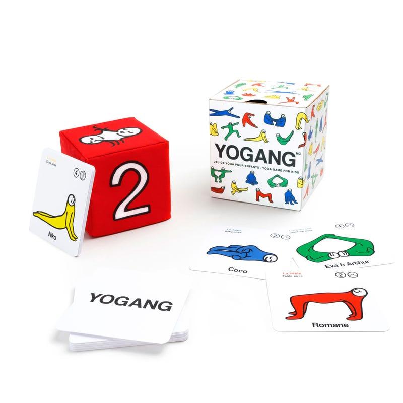 Jeu de Yoga Yogang