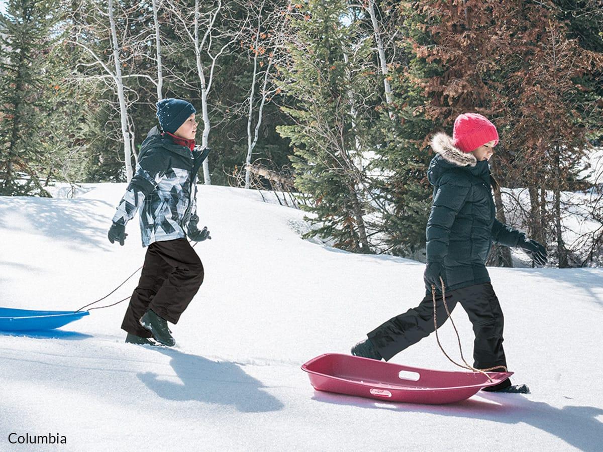 Habits de neige