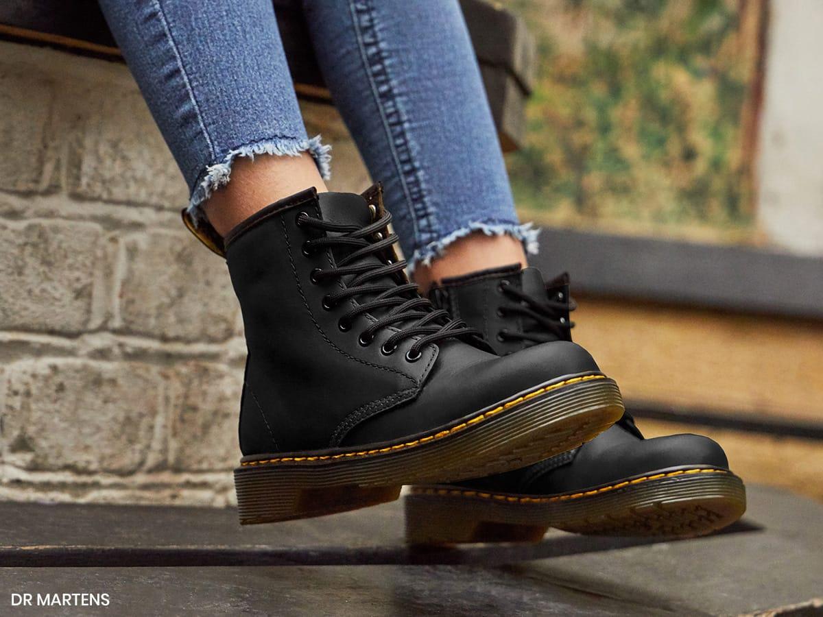 Kids mid-season boots