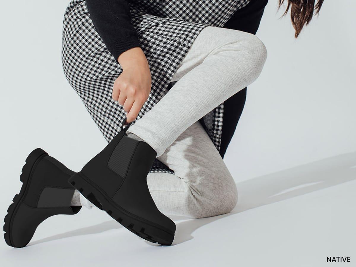 Mid-season Boots